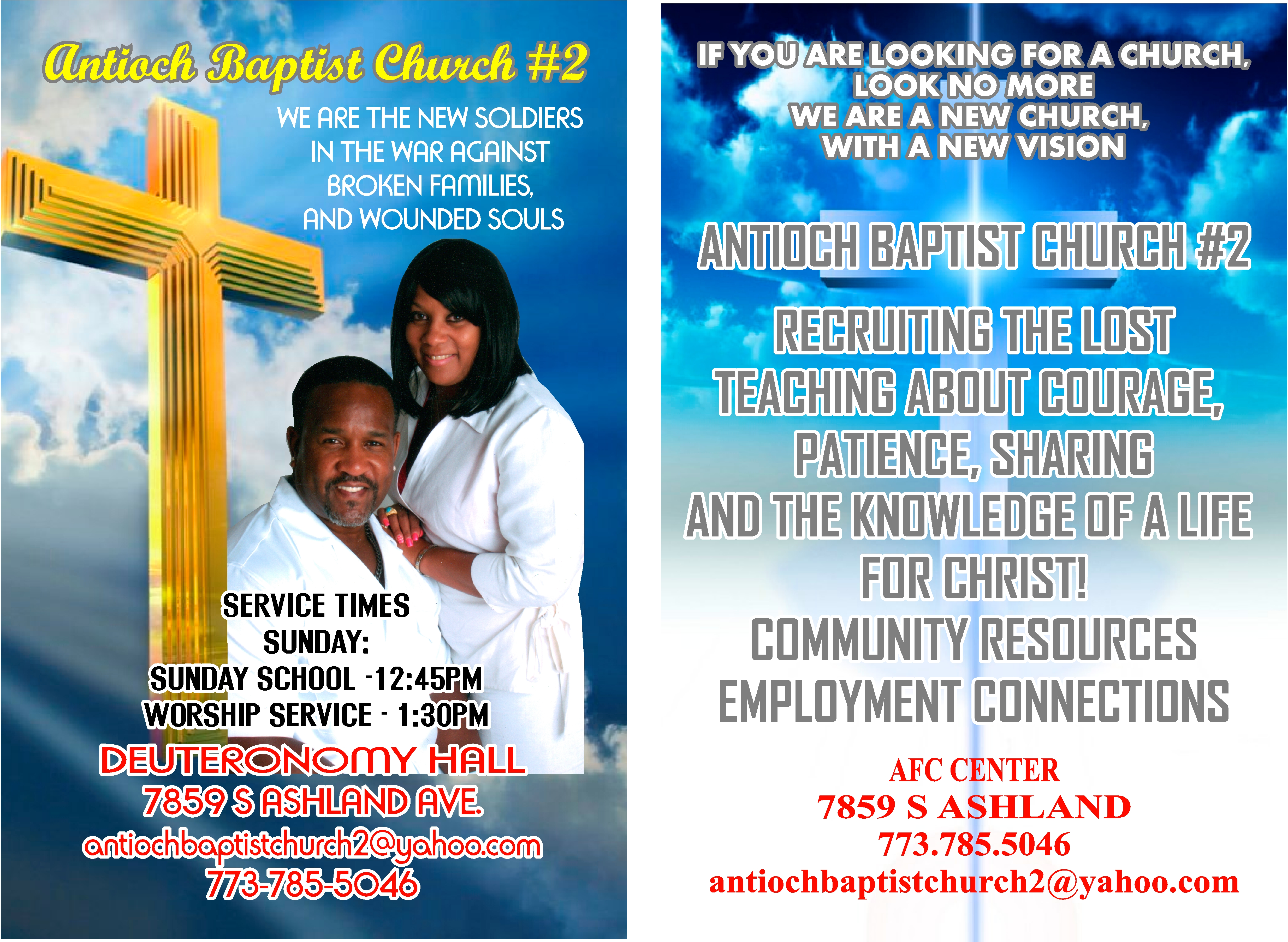 flyers custom d baptist church flyers foreclosure